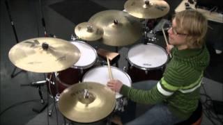 Paul Bauer - Latin Drum Solo
