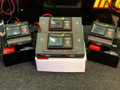 Revolectrix Touch series and RC2 cases