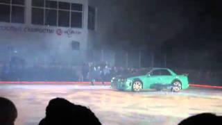 Ледовое шоу - Якименко-2 HiQ (прыжок)