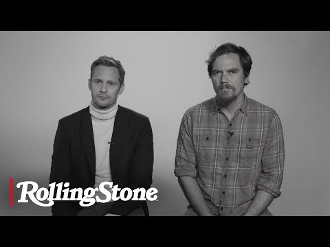 The First Time with Alexander Skarsgård & Michael Shannon | Rolling Stone