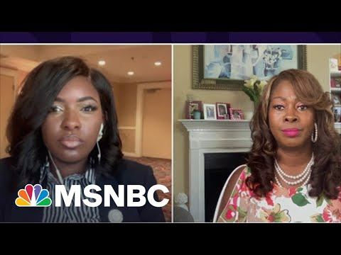 Voting Rights Activist: There Should Not Be A Recess With The Vote Under Attack