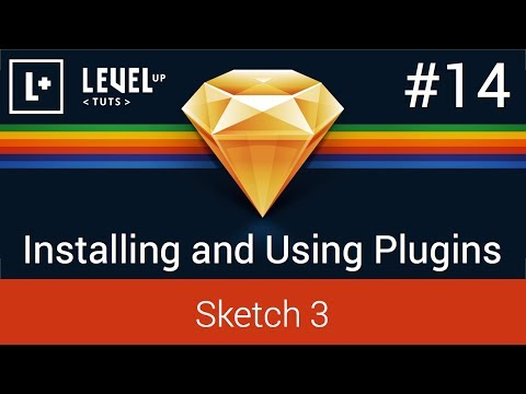 Sketch App Tutorials - #14 Installing and Using Plugins