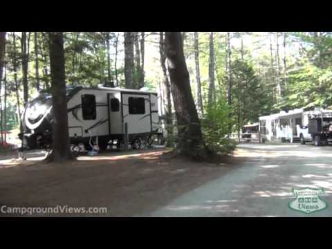 best full hookup campgrounds in maine