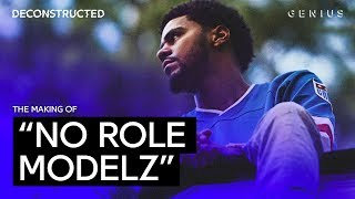 "The Making Of J. Cole's ""No Role Modelz"" With Phonix Beats 
