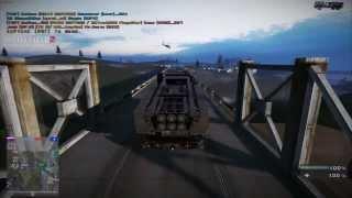 Battlefield 2 : Armored Kill V1.5 Gameplay