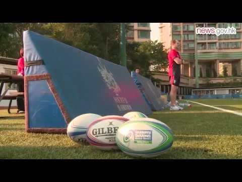Talented migrants laud HK life (English version) - Rugby in Hong Kong.  English version