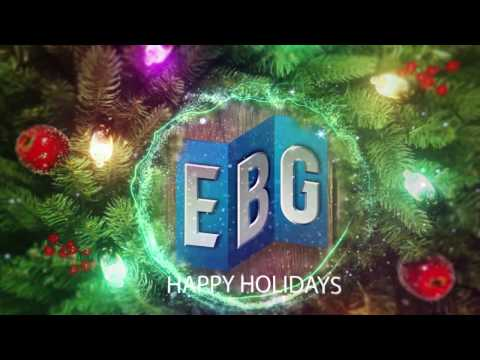 EBG Holiday Party Mannequin Challenge