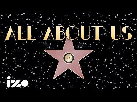 Jordan Fisher - All About Us (izo Lyrics)