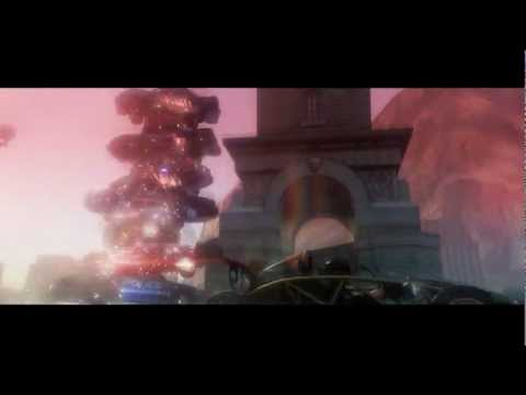 Need for Speed Most Wanted (2012) - WTF?!? Spinning pyramid cops ...