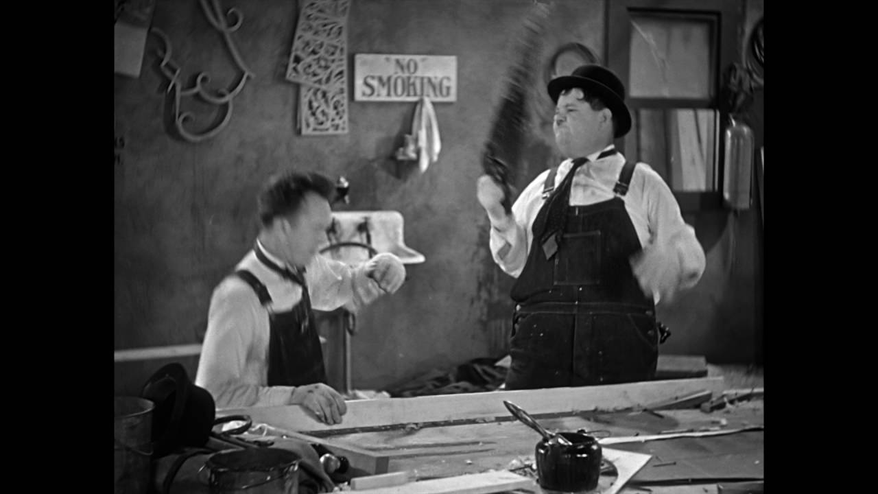 Another Nice Mess: The Restored Laurel & Hardy   Trailer