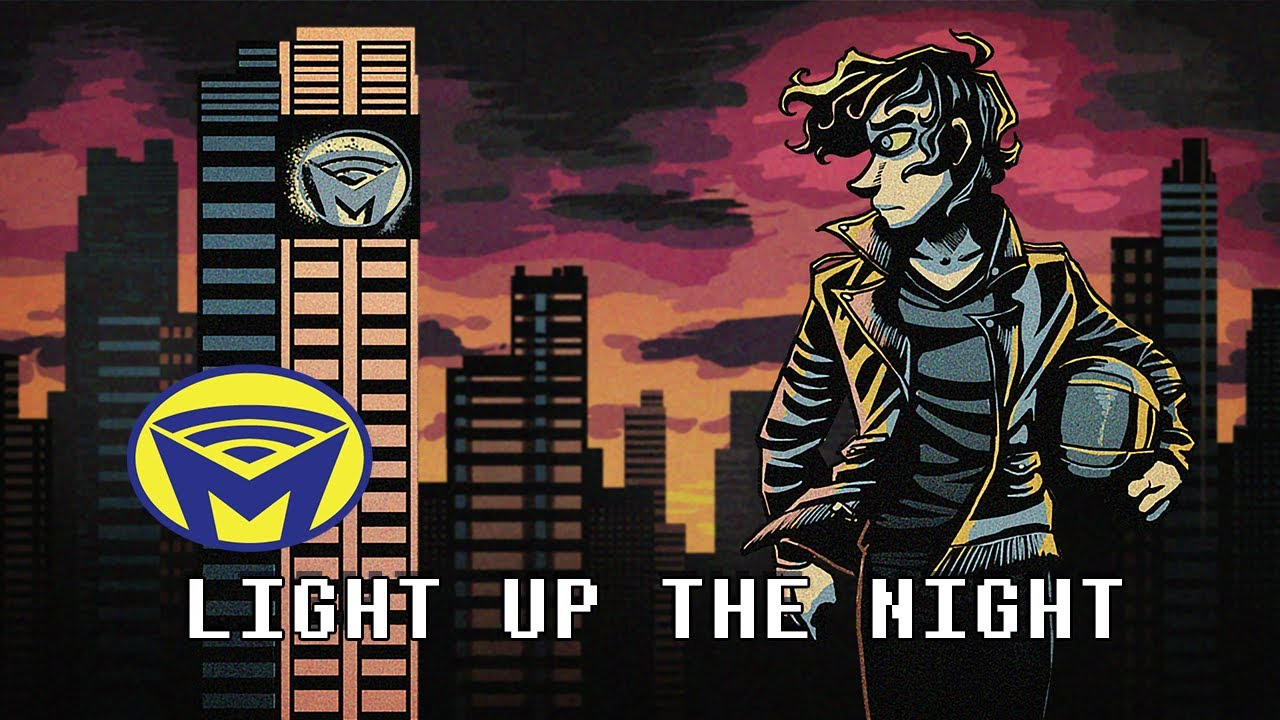 The Protomen Cover - Light up the Night - Man on the Internet
