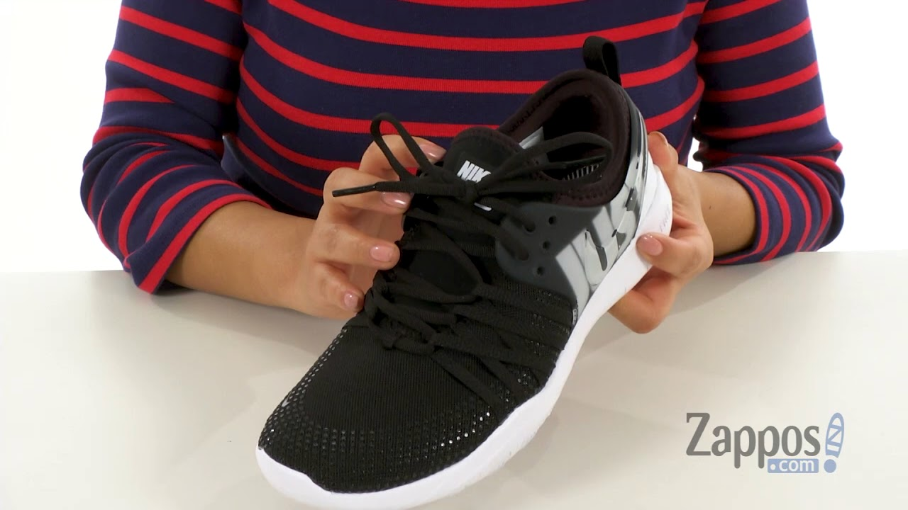 ce35fed31f573 Nike Free TR 7 Premium Training SKU  8974038 - YouTube