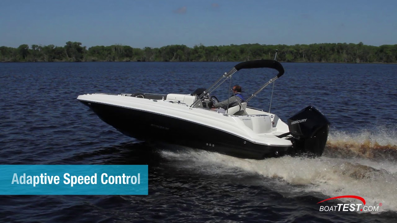 Mercury V-6 FourStroke Outboards from 175 to 225-HP (2018-) Test Video - By  BoatTEST com