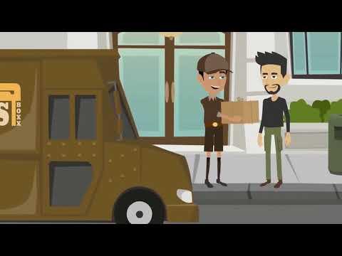 USboxx  forwarding mailing service