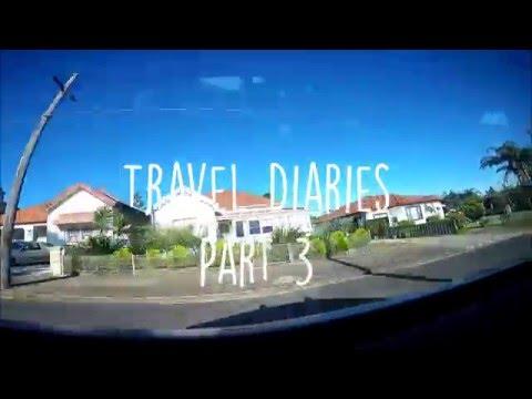 TRAVEL DIARIES #3 BYRON BAY - GoPro Hero 4 Silver