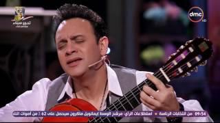 تع اشرب شاي - النجم / مصطفى قمر ... يغني لـ محمد حماقي