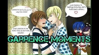 Aphmau Garroth X Laurence Moments| Garrence