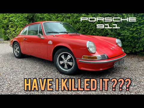 Porsche 911 – Decision Time On The Project Ends in Disaster !!
