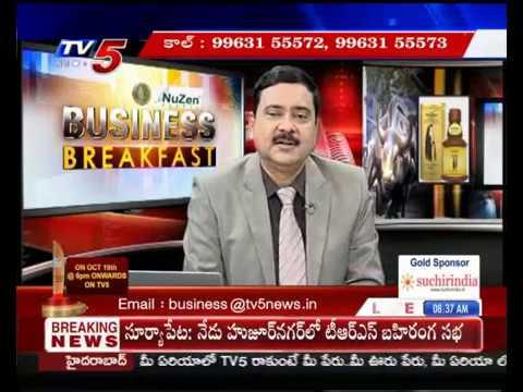 17th October 2019 TV5 News Business Breakfast