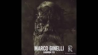 Marco Ginelli - Cadmium 113 (ARTCØRE [TECHNO] Remix)[Klangrecords]