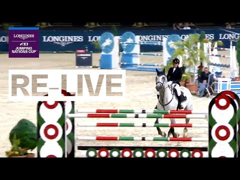 RE-LIVE | Longines FEI Jumping Nations Cup™ 2019 | Abu Dhabi (UAE) | Longines Grand Prix