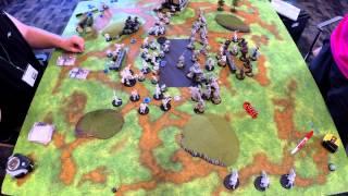 Attack-X 2014 - Round 2 - Cygnar vs Trollbloods