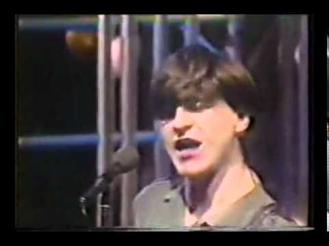 The Chameleons - Up The Down Escalator tv Appearance
