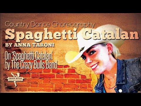 Spaghetti Catalan [Dance Tutorial by Anna Taroni - Crazy Bulls]
