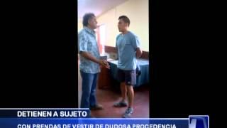 DETENIDOS: Escuadron Terna intervienen a 3 sujetos - Antena Norte Noticias