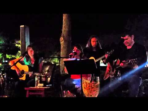 Jam session at Spill Wine and Bar
