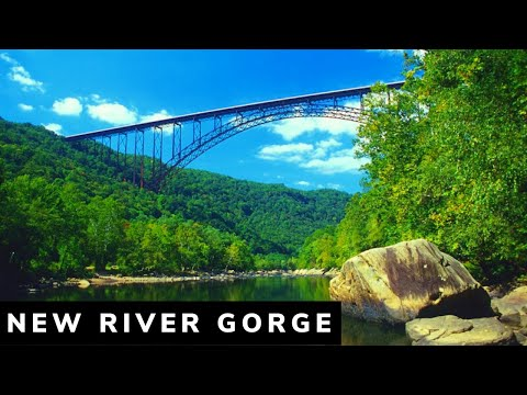 Ride West Virginia - New River Gorge (Bridge & Harley Davidson)
