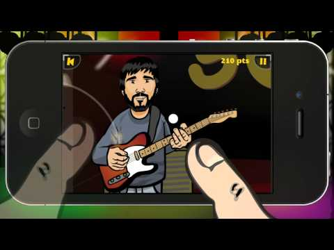 Tap Song Gameplay Quick Preview - iPhone Music game