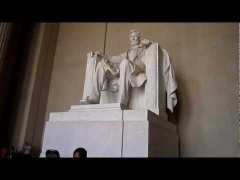 The Lincoln Memorial, Washington D.C.