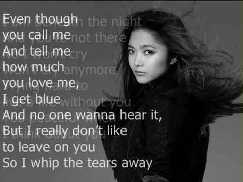 Charice - Crescent Moon Lyrics (Full Song)