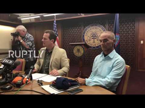 Guam: Governor sees 'silver-lining' after N. Korea postpones missile strike