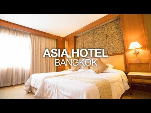 Asia Hotel Bangkok Review Budget Friendly Rooms Great Thai Food Close To Bts And Shopping