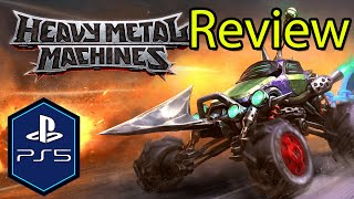 Heavy Metal Machines PS5 Gameplay Review [Free to Play] - PS4 Too!