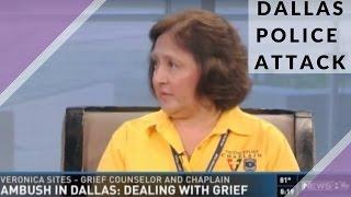 Dallas Shooting |  Veronica Sites