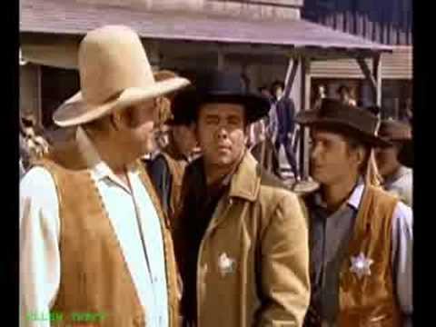 Johnny Cash Sings the Bonanza Theme - YouTube