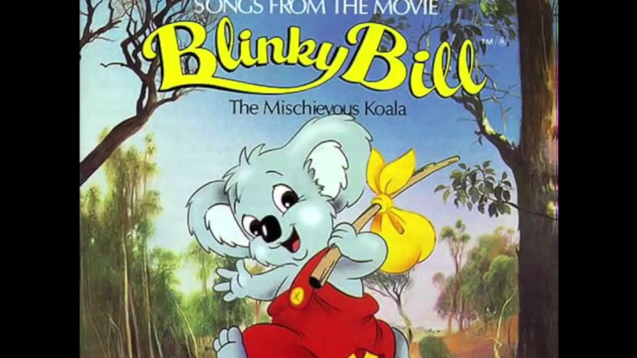 Download You and Me from Blinky Bill the Mischievous Koala