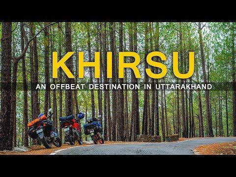| Khirsu | The Offbeat Destination In Uttarakhand | Landsdowne | Pauri |