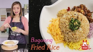 Download lagu Quick and Easy Bagoong Fried Rice Recipe
