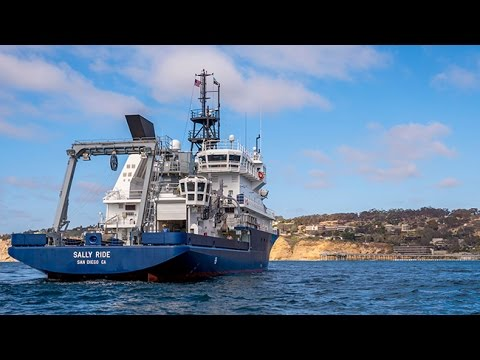 The Insider's Guide to the R/V Sally Ride
