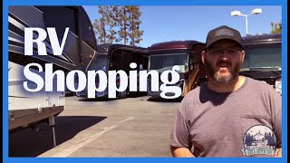 RV Shopping for the first time! | Family Following God | God's Adventure | Imagine Walking In Faith