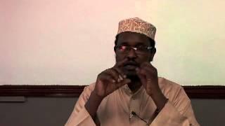 Short Somali Muxaadaro on Fiqh of Ramadan - Sheikh Abdirizaq M Takar