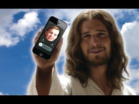 KIDS CALL JESUS **HE PICKS UP!!**
