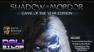 Middle-Earth: Shadow of Mordor GOTYE PC 4K Gameplay 2160p