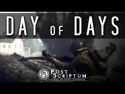 Post Scriptum - 'DAY OF DAYS' - Cinematic Short Film  