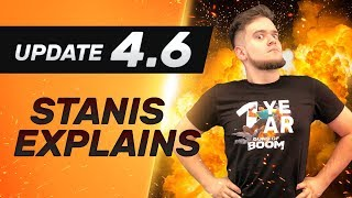 Amazing Update 4.6  - Sneak Peek With Stanis Stream - Guns of Boom