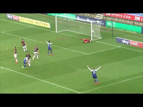 HIGHLIGHTS: WIGAN ATHLETIC 5 BOLTON WANDERERS 2 - 16/03/2019